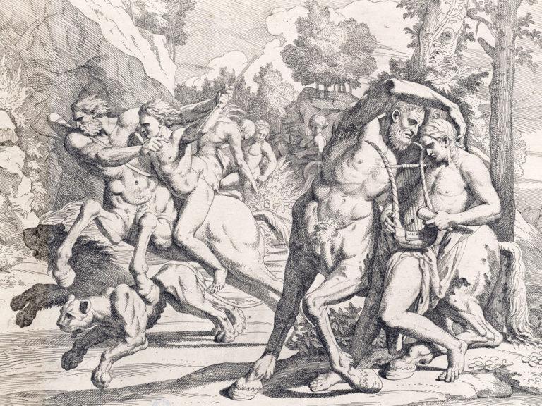 Mi-homme mi-cheval: le funeste destin des centaures