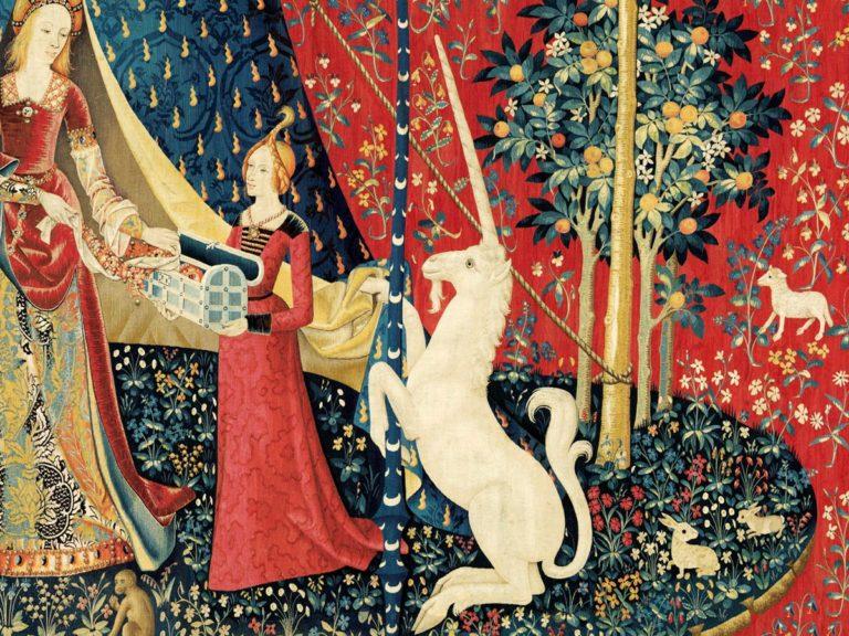 La licorne a gardé son secret pendant deux mille ans