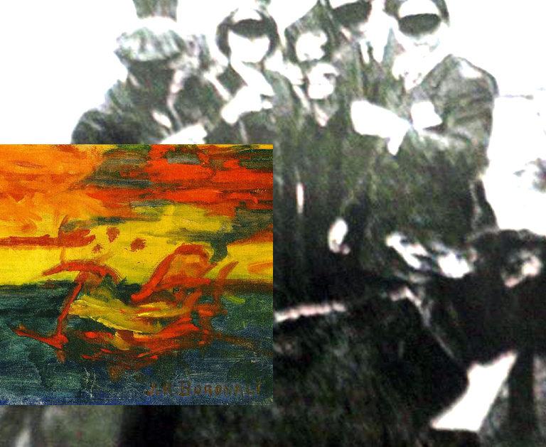L'âne impressionniste, l'incroyable canular artistique de Roland Dorgelès en 1910