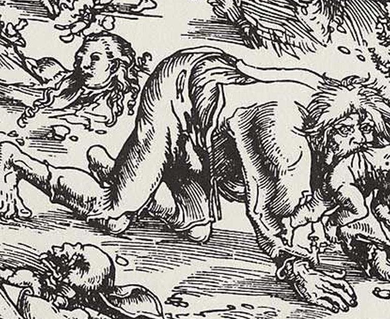 Loups-garous et lycanthropie, Histoire et origine des mythes